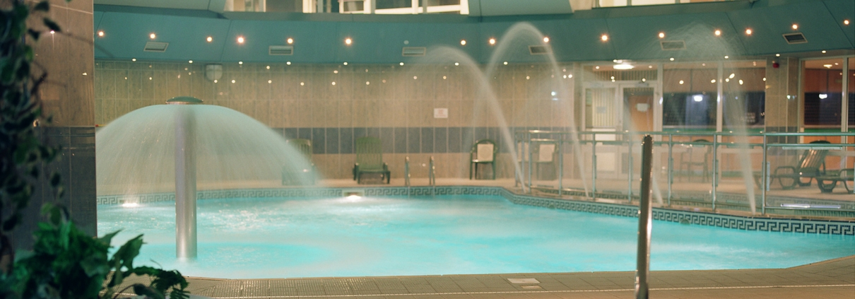 St Mellion Country Club - RG Pools & Leisure Ltd